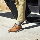 TS5 naturel in schoenen