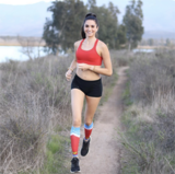 Wonderwoman running