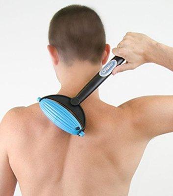 Foot Gym O-roller met massage handvat