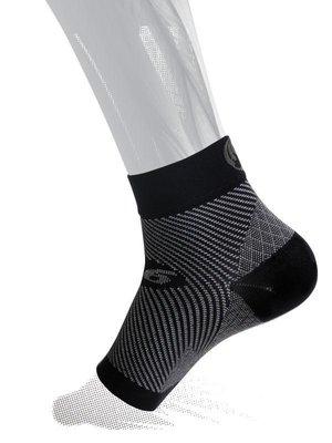 FS6 Performance voetbandage (zwart)